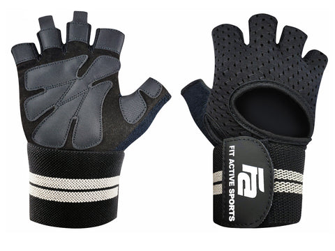 New Ventilated Weight Lifting Gloves 2.0