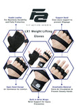 LX1 Weight Lifting Gloves