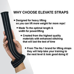 Wrist Wraps - Elevate Equipment