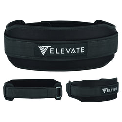 Neoprene Weight Lifting Belt - Elevate Equipment