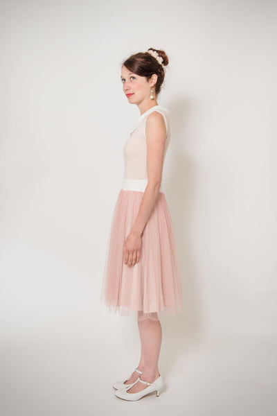"Tüllkleid ""Tea Rose"""