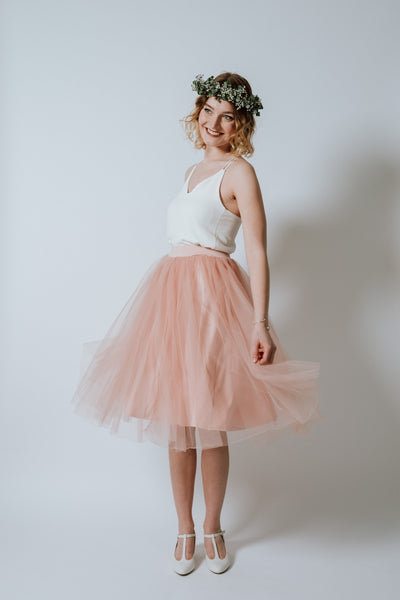 "Tüllkleid ""Pearl Blush"""