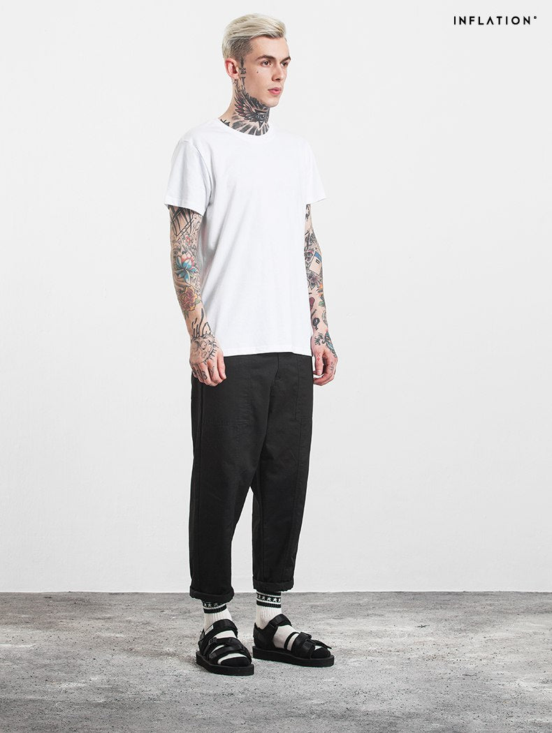 Casual Pants Trousers - slcted
