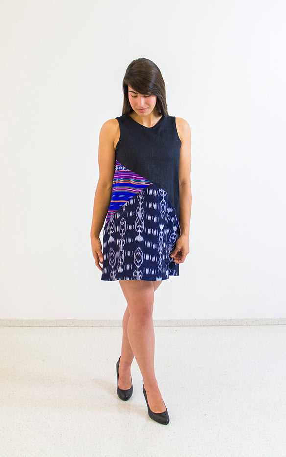 A Rivers A-line Dress