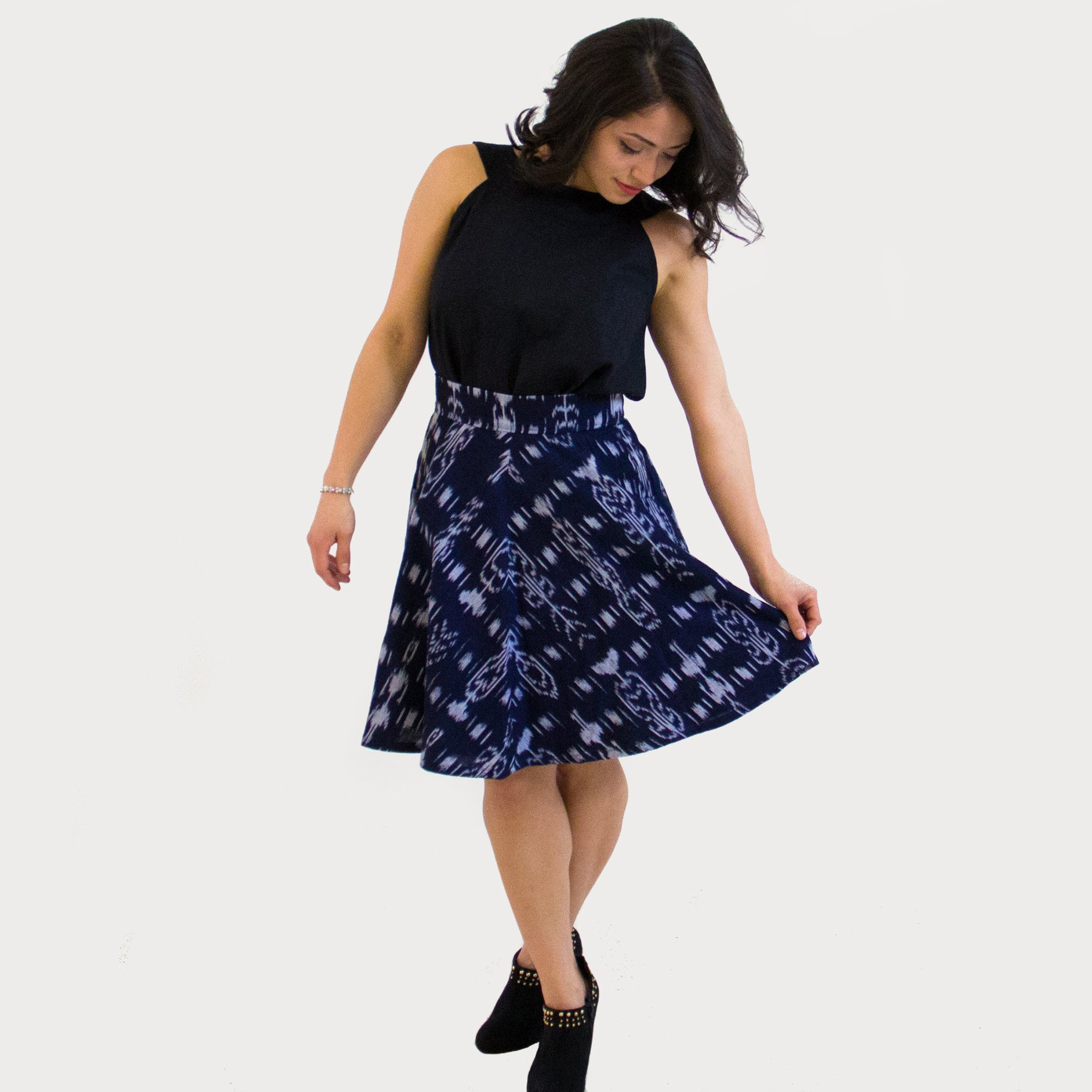 Flared Sam Skirt