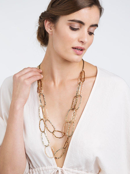 Donna 2-Layered Necklace