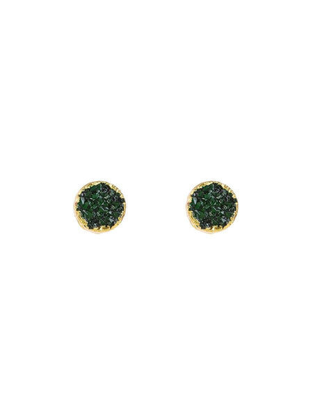 Pietra Earrings - green