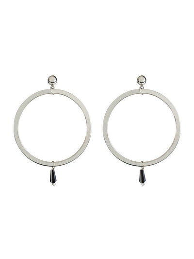 Gaia Hoop Earrings