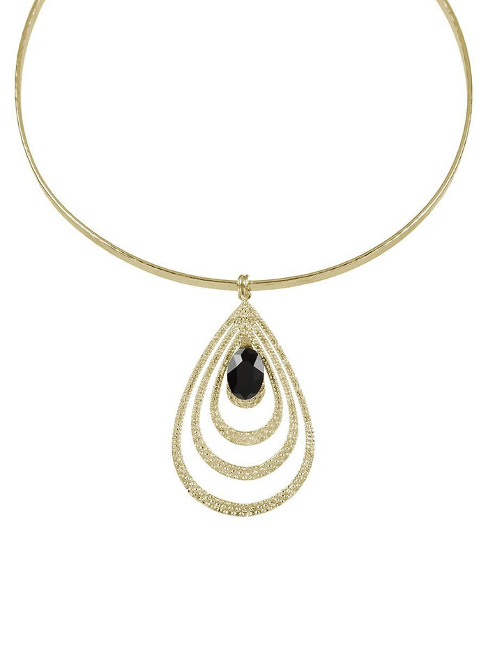 Goccia Necklace - gold