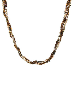 Donna Twisted Necklace