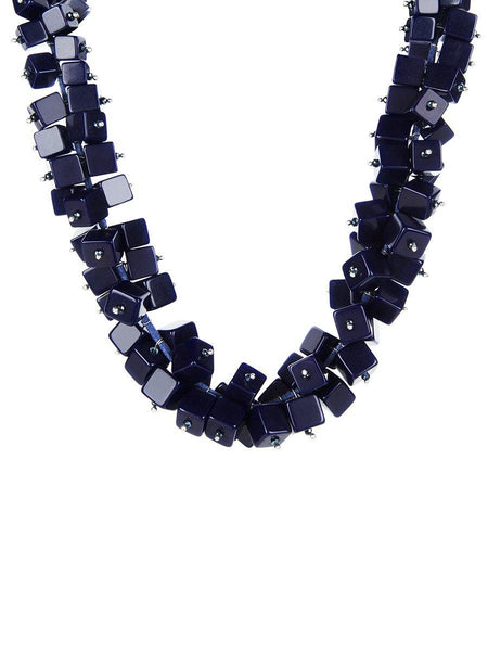 Square beads Necklace