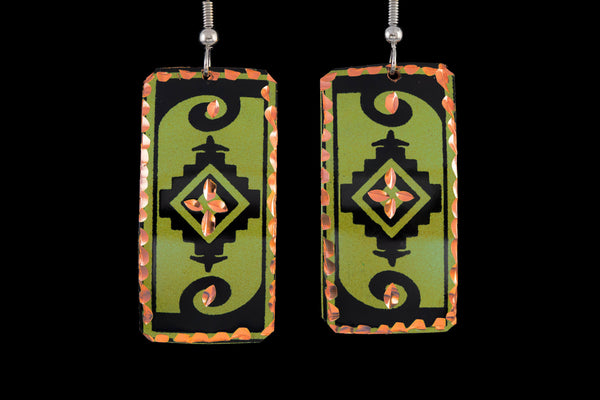 Southwest Rectangle Earrings