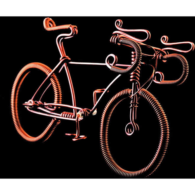 Copper Wire Bikes