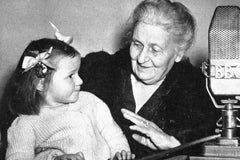 A Quick Look at the Life of Maria Montessori