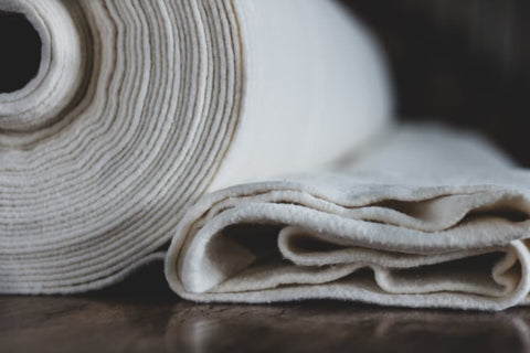topponcino cotton batting roll