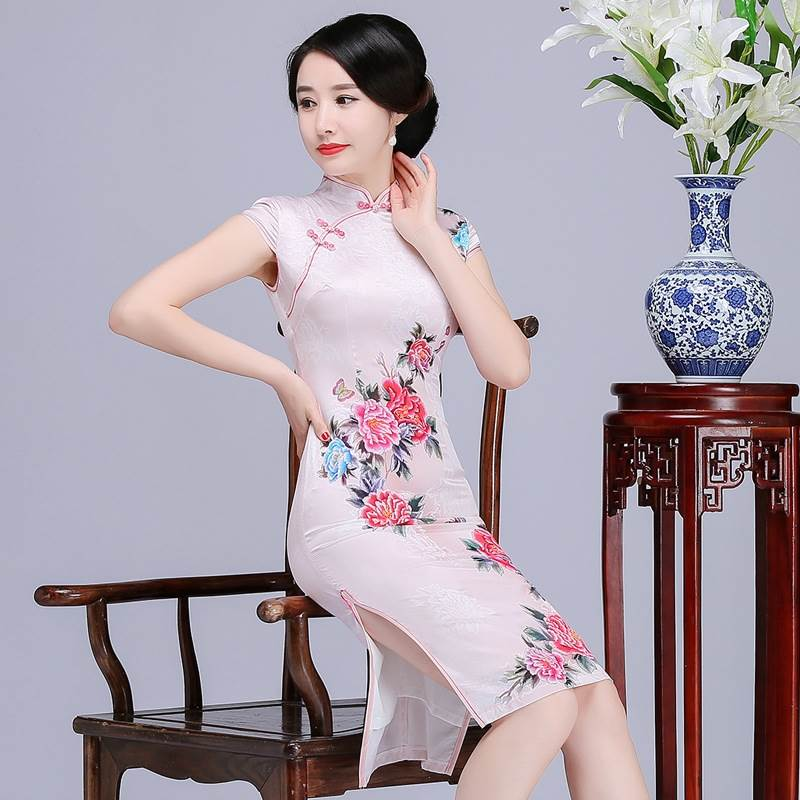 chinese girl outfit