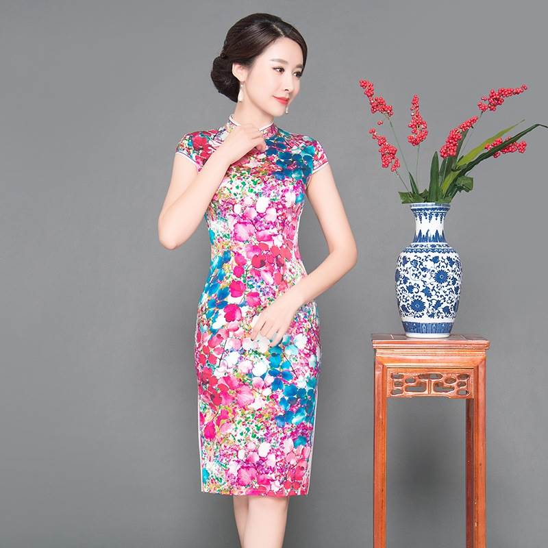 traditional chinese formal wear