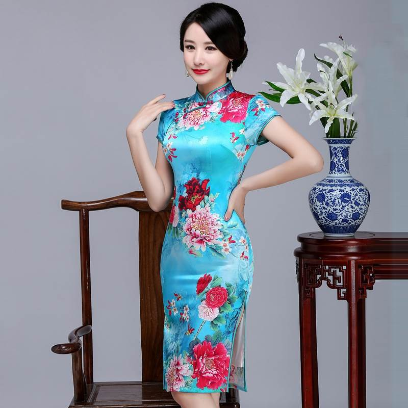 oriental style clothing