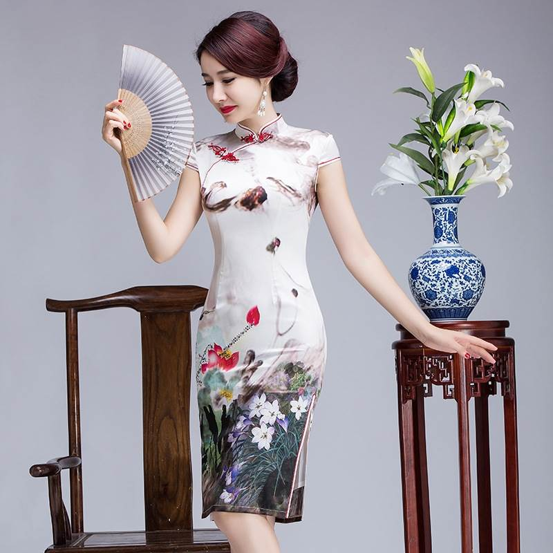 traditional chinese cheongsam