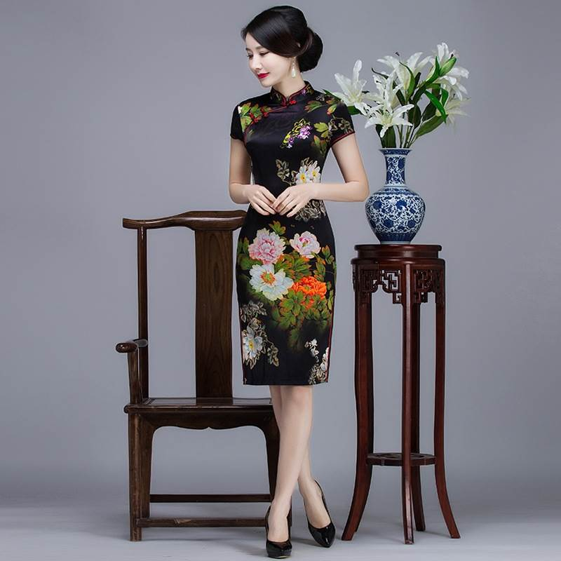traditional chinese attire