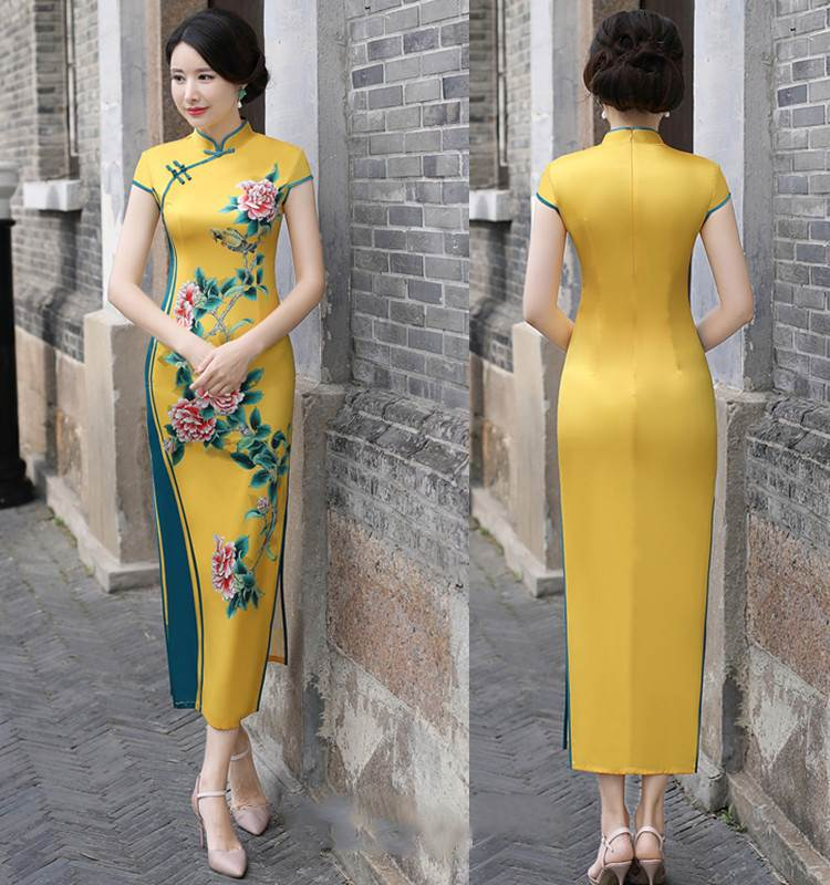chinese costume traditional