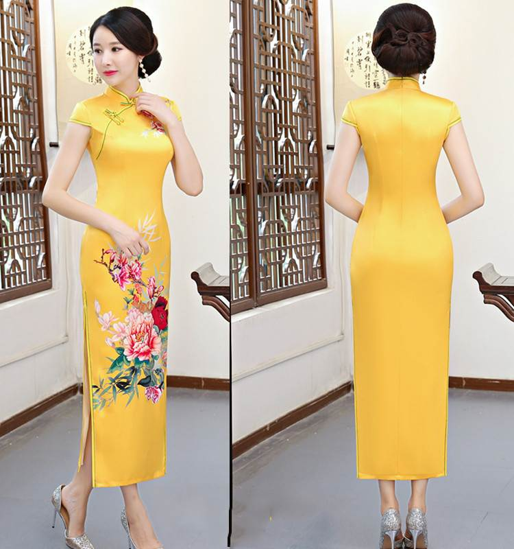chinese cultural dress
