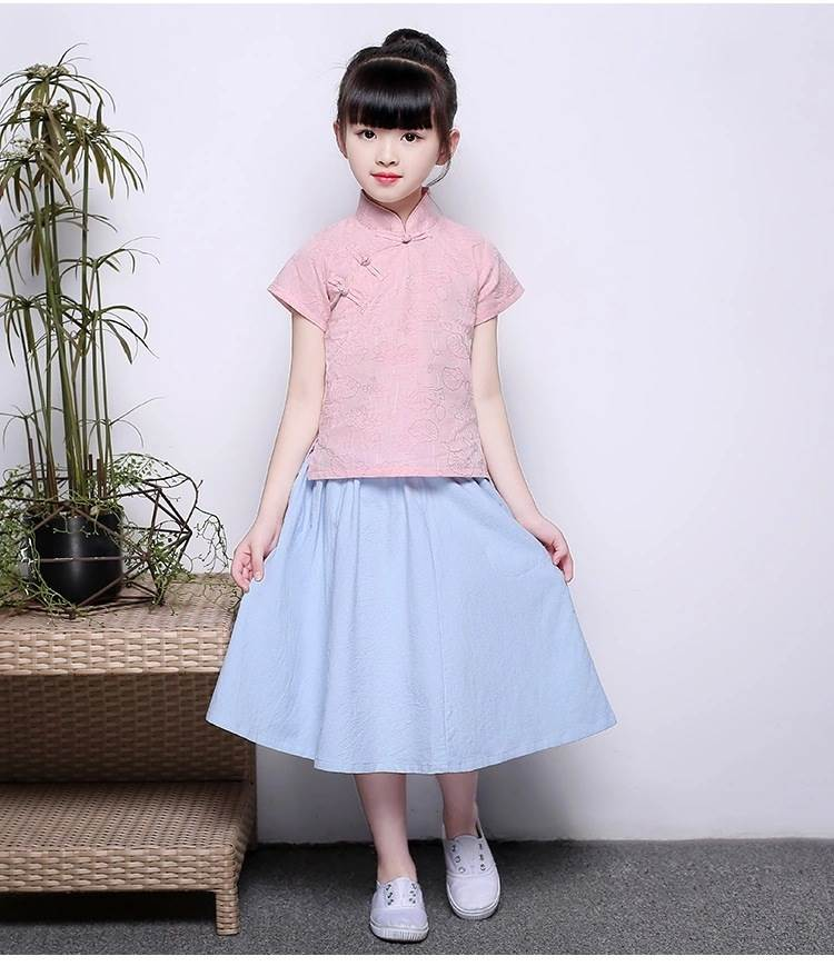 kids chinese clothes