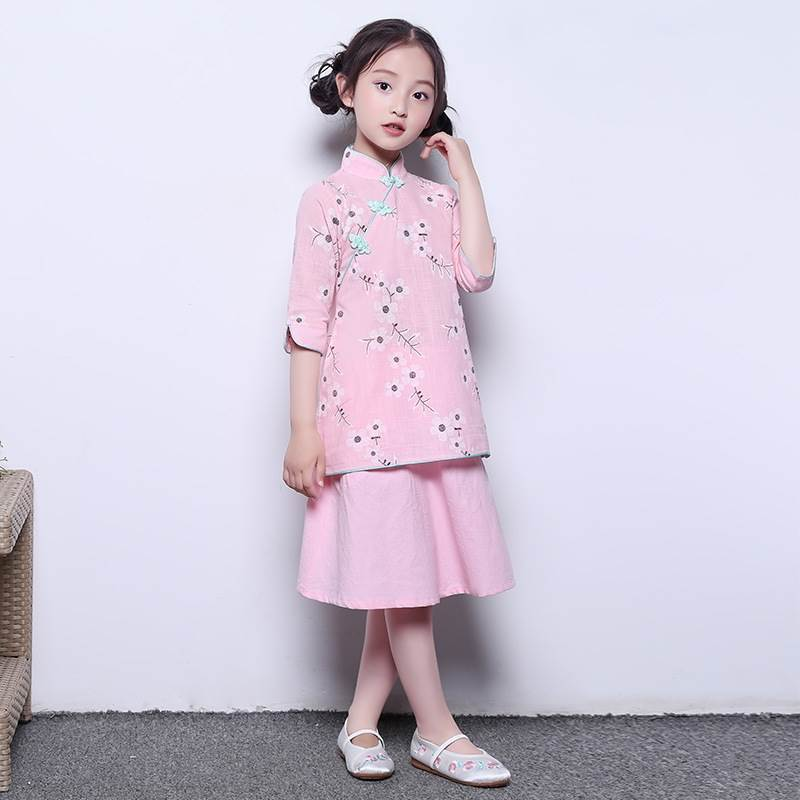 chinese girl traditional dress