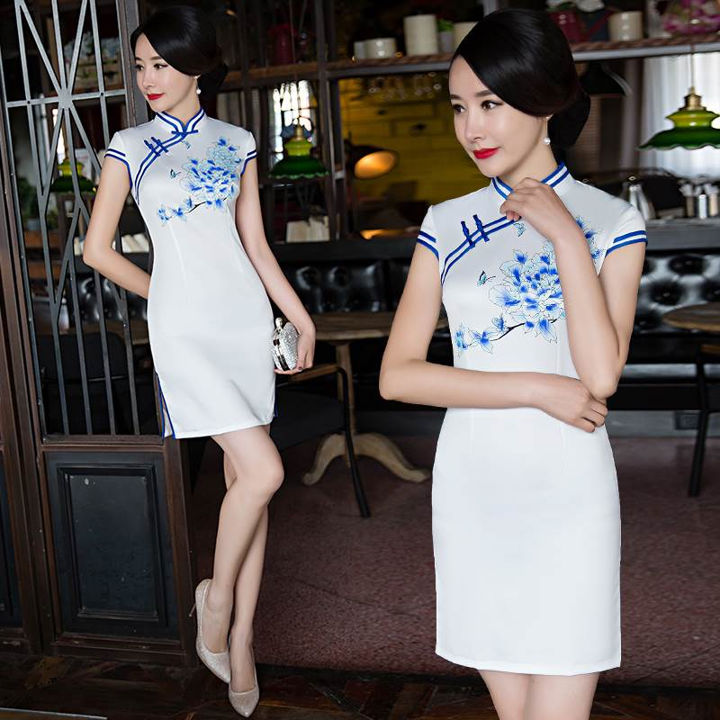 Four-Sided Bomb qipao