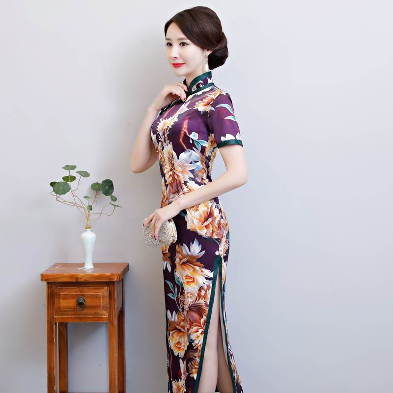 chinese themed dress