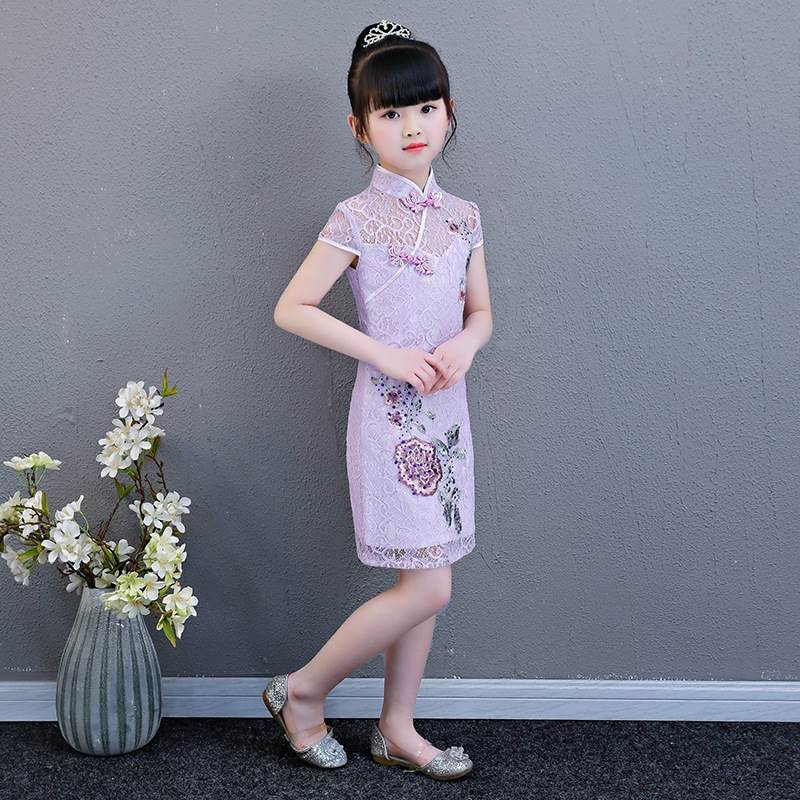 traditional dress of china