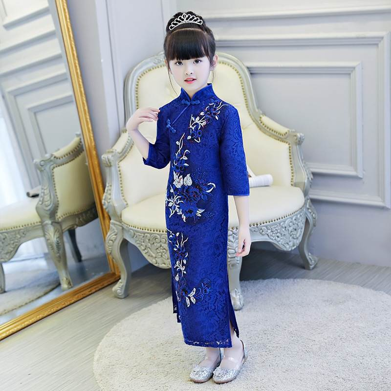 mini chinese dress