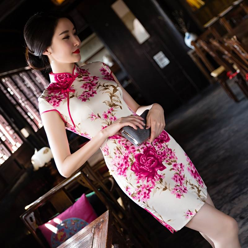 chinese dress cheongsam