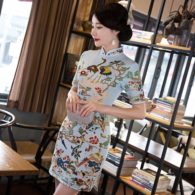 chinese ladies clothes