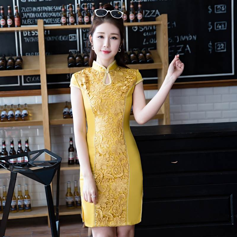 cheongsam chinese dress