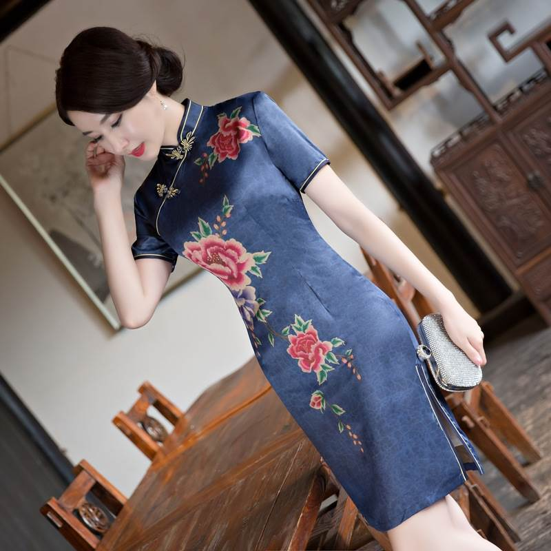 chinese style women's clothing