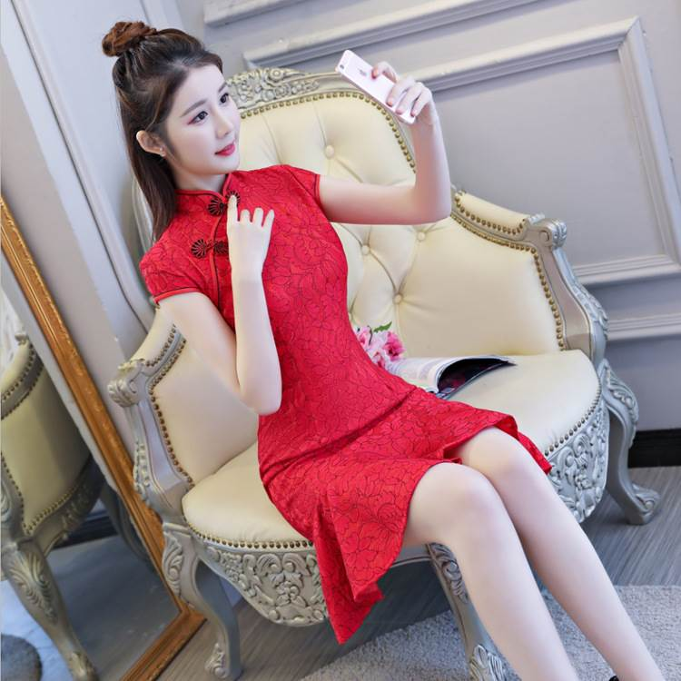 ladies chinese dresses