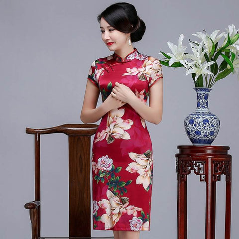 chinese dress women