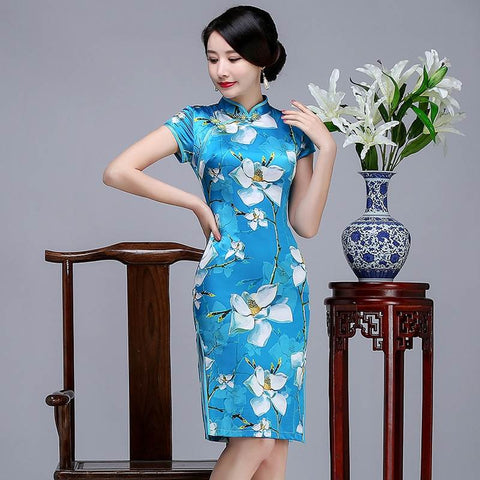 lady general cheongsam