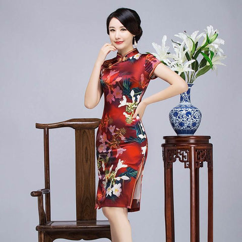 traditional chinese dress for women