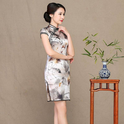 chinese inspired dress