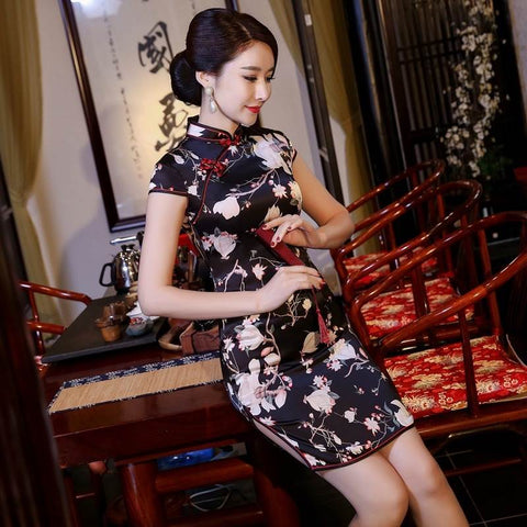 chinese evening gown