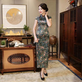 chinese evening gown dress
