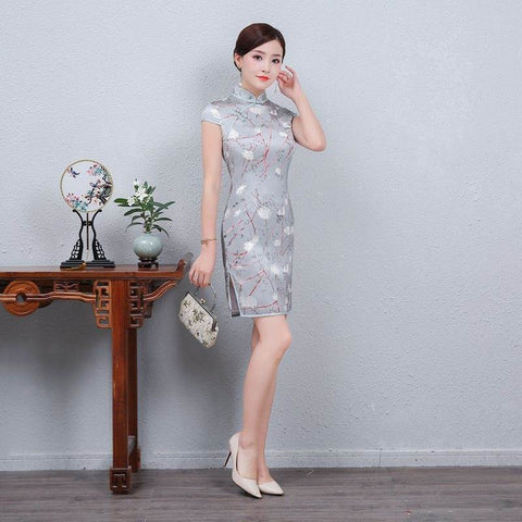 chinese formal dress