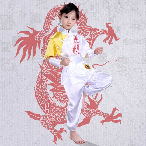 chinese martial arts uniform