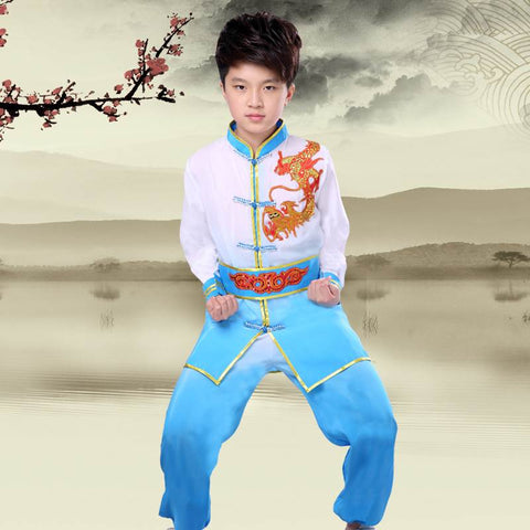 chinese kung fu uniform