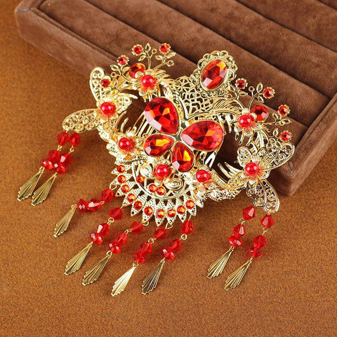 Chinese Style Retro Hair Clips