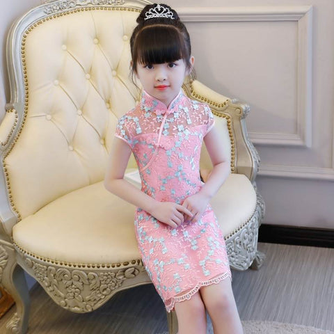children's chinese dress