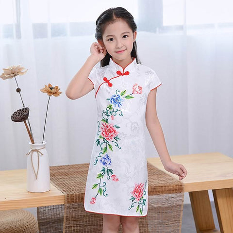 cheongsam in chinese