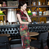 intellectual cheongsam